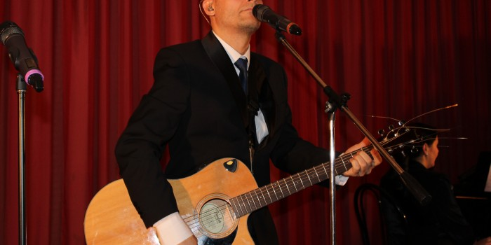 Сергей Ермаков представил новую концертную программу