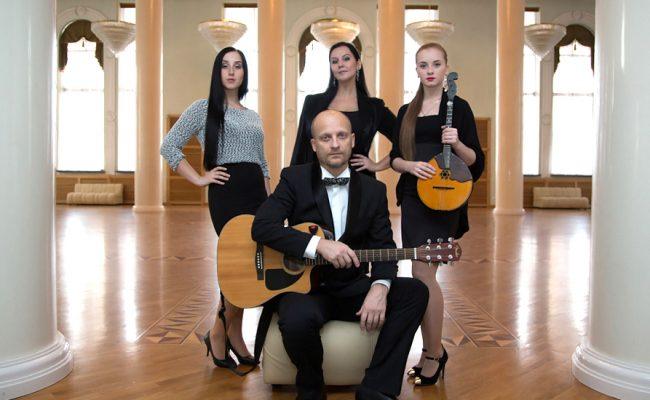 У группы Ермаков и Ко вышел новый альбом