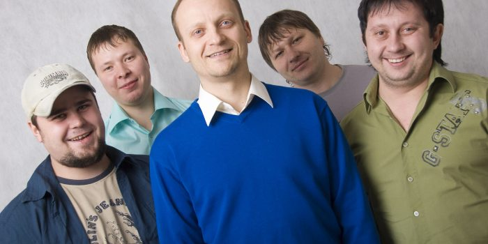 Концертное агенство Арт-плюс представляет: группу ЕРМАКОВ и Ко в программе «Избранное»