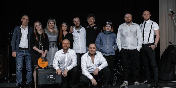Фотоотчёт с «Квартирника» группы Ермаков и Ко, 22.04.2019 ДТС. Фото Ярослав Колыванов.