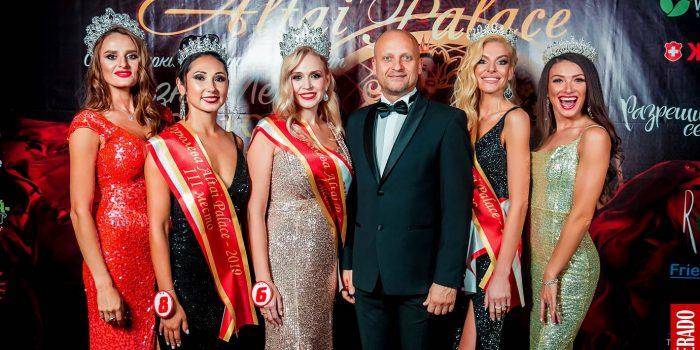 Концерт в казино Altai Palace
