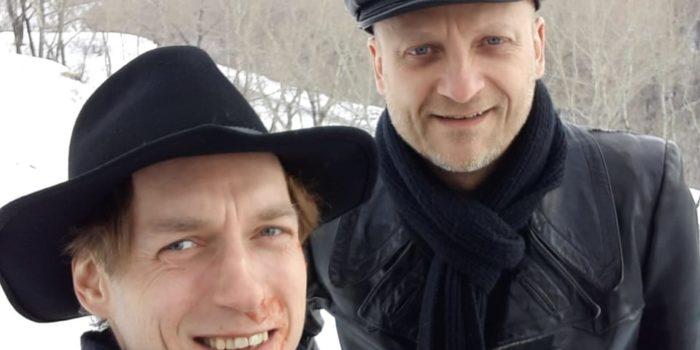Вышел новый клип Сергея Ермакова