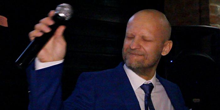 Сергей Ермаков танцевальная вечеринка в Zolton 13.03.2020 (видео)